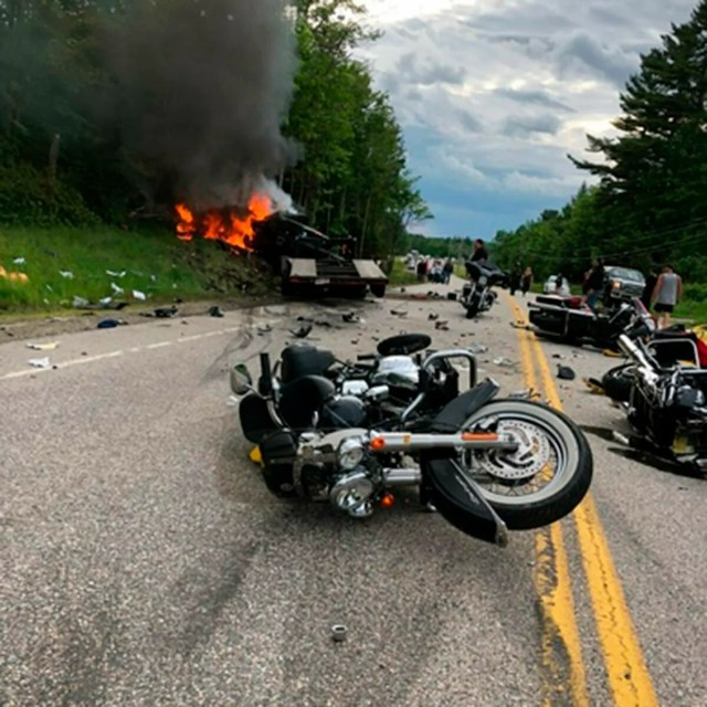 6b594f4a-90d7-42e6-b377-f9912827e1ef-AP_Motorcycles_Crash Trucker charged with 7 counts of negligent homicide in crash that killed motorcyclists