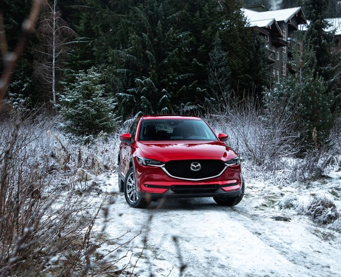 Mazda Cx 5 Is The Poster Child Of Overlooked Crossovers