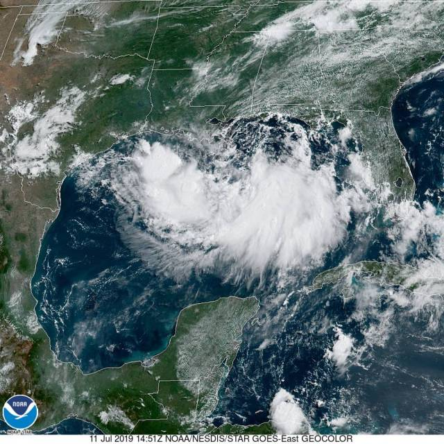 cb948e6d-953c-4365-92e2-c34bcaa58c8c-barry Hurricane warning issued in Louisiana as Tropical Storm Barry gains strength in Gulf of Mexico