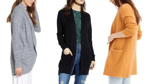 A staple layering piece, a good cardigan can seriously elevate every look.
