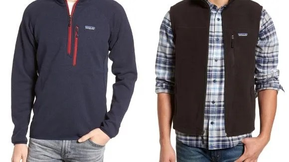 These Patagonia pieces are perfect for any outdoor occasion.
