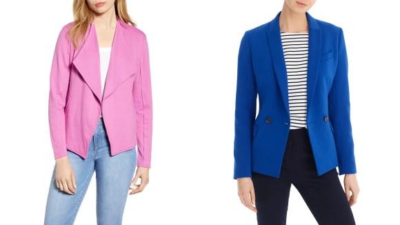Estos magníficos blazers te harán hablar de la oficina, de la manera correcta.