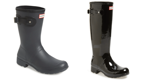 Rain, rain, go away...unless you have these chic boots.