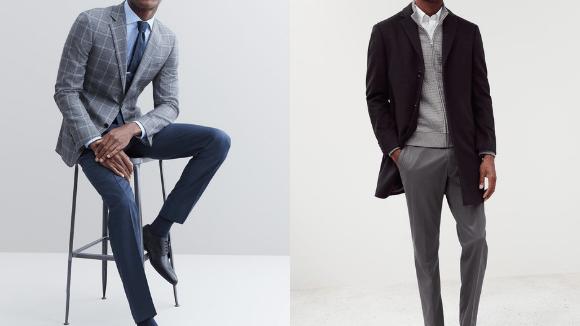 Los únicos pantalones que un hombre siempre necesitará.