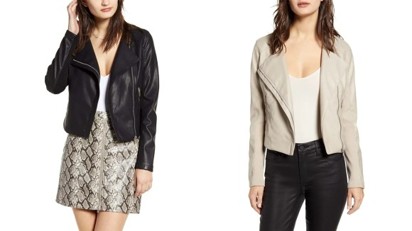 This gorgeous jacket is perfect day or night.