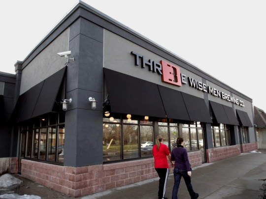 Thr3e Wise Men Brewing Co., 1021 Broad Ripple Ave., opened January 2011 and closed June 2019.