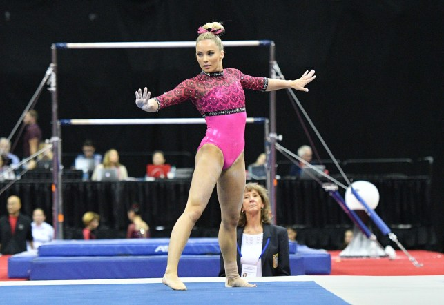 U.S. gymnast MyKayla Skinner is left out of lineup at worlds