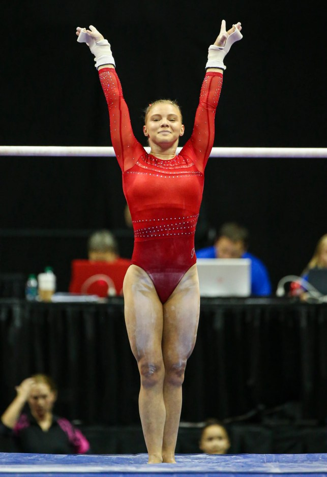Jade Carey's second silver on vault at world gymnastics championships even better than first