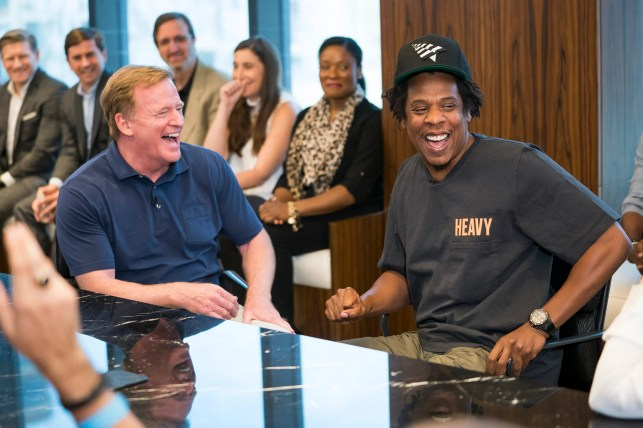 Jay-Z's new partnership with the NFL leaves Colin Kaepernick in the dust: Today's talker