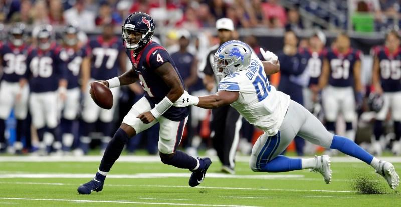 Detroit Lions observations: Dormant pass rush, poor offense
