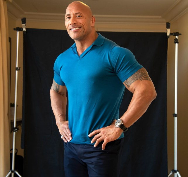 The Rock is making that paper! Dwayne Johnson tops Forbes' list of highest-paid actors