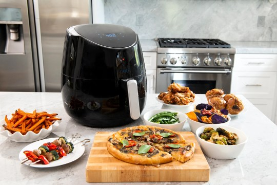 This Yedi oil-free air fryer will increase in price on October 1, 2019  because of the 30% tariff on China imports.
