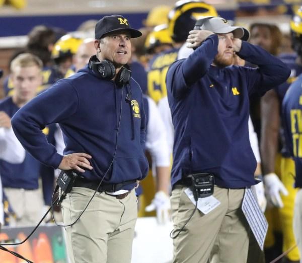 If Jim Harbaugh intends to quiet critics, Michigan football better beat Iowa