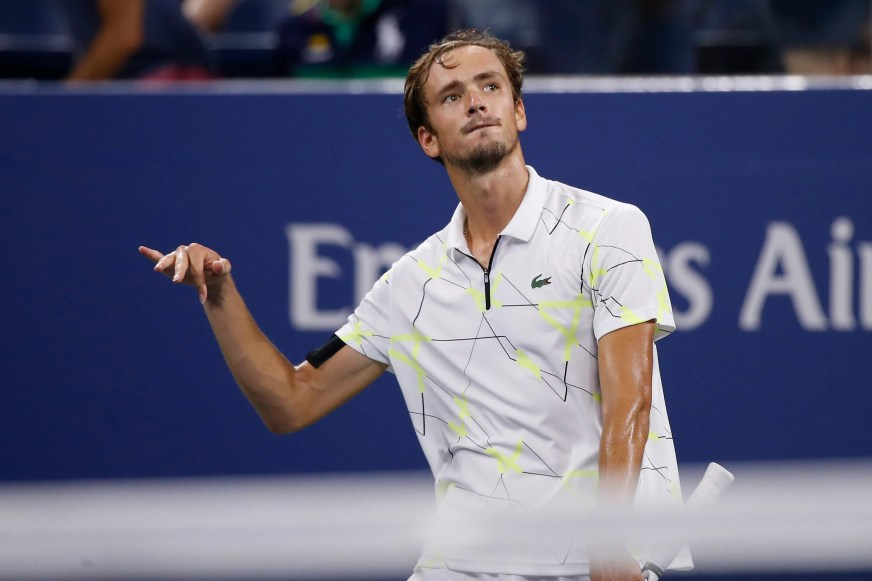 US Open: Villain Daniil Medvedev trolls fans again with ...