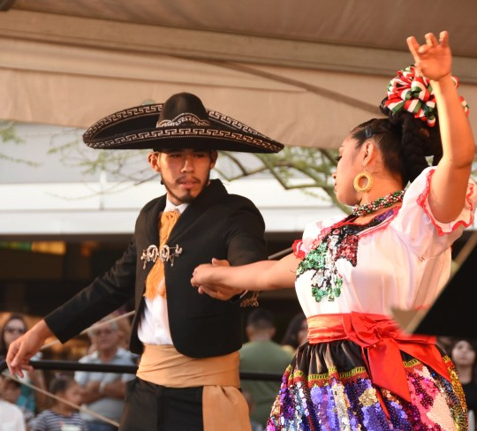 The annual Tempe Tardeada event will have traditional dance performances and chances for the public to get on the dance floor.
