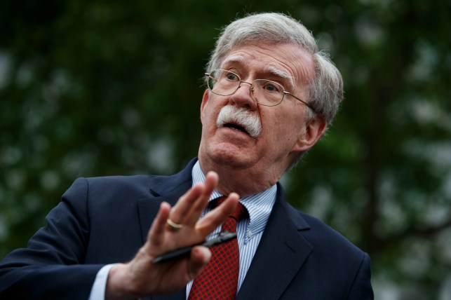 John Bolton: North Korea's Kim Jong Un will do 'whatever he can to keep' nuclear weapons