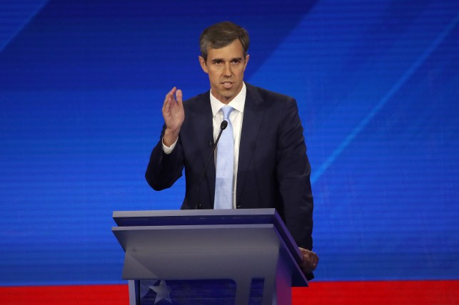Beto O'Rourke says Texas lawmaker made 'death threat' against him after AR-15 comment at Democratic debate