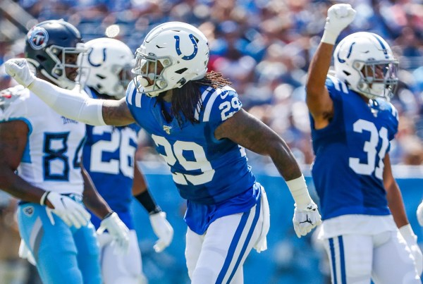 Source: Colts free safety Malik Hooker will miss 4-6 weeks with torn meniscus