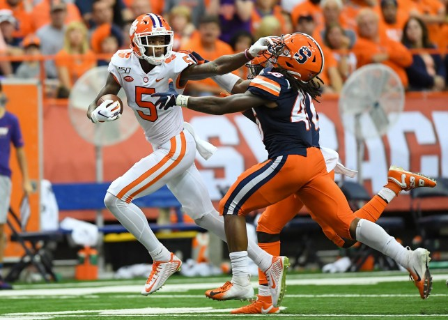 Three takeaways from No. 1 Clemson's blowout win over Syracuse
