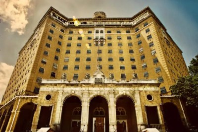 The allegedly haunted Baker Hotel in Mineral Wells will reopen as a spa and resort.