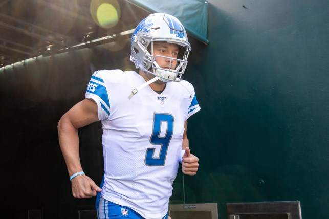 Lions QB Matthew Stafford has no interest in spoof video that depicts him as Joker