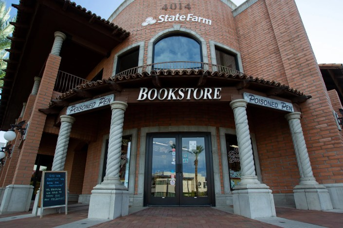 Poisoned Pen Bookstore marks its 30th anniversary Oct. 3.