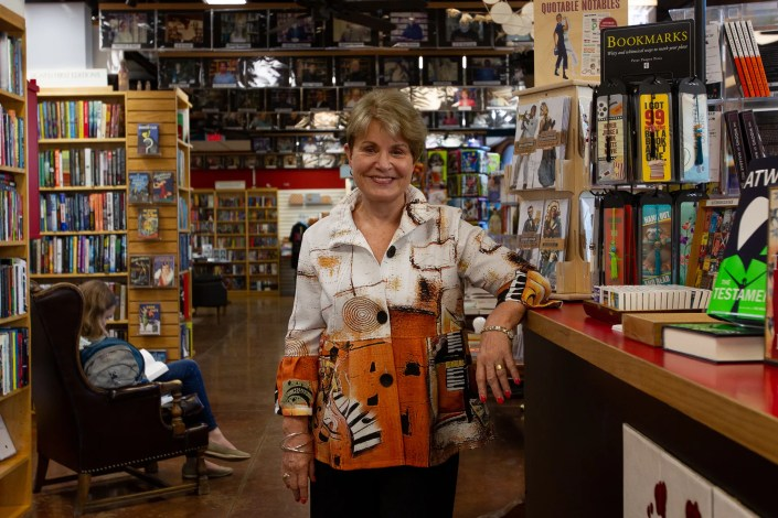 Barbara G. Peters opened Poisoned Pen Bookstore thirty years ago, September 24, 2019.