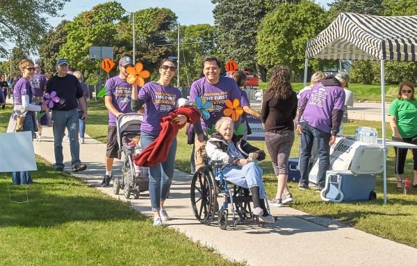 Manitowoc Walk to End Alzheimer