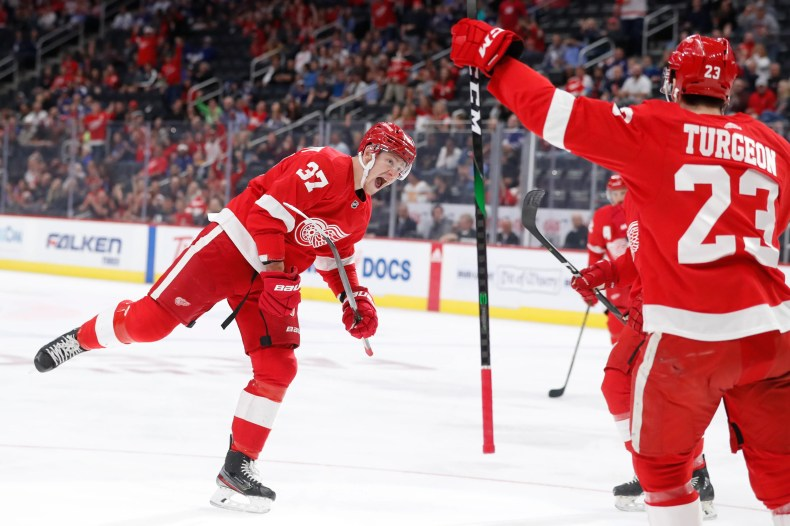 Detroit Red Wings 2015 NHL draft squandered picks and disappointments