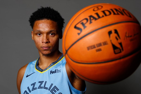 Ivan Rabb is one of the Grizzlies