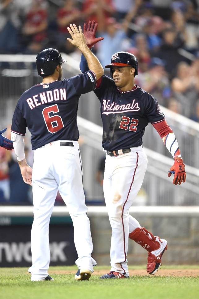 'Adrenaline is beyond normal': Who will win Nationals-Brewers NL wild-card game?