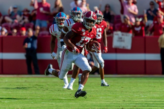 Alabama and Ohio State surge No. 1 and No. 2 in NCAA Re-Rank 1-130 after Clemson stumbles
