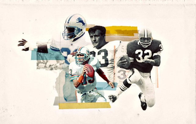 NFL 100: Greatest players in NFL history