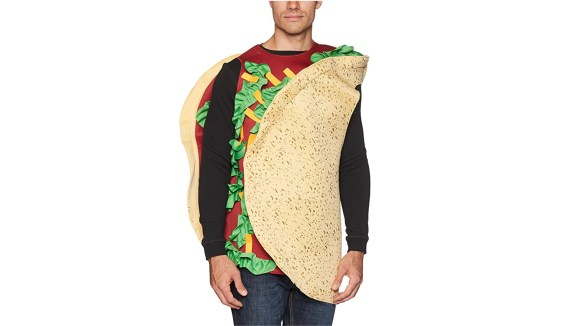 Taco-bout a great costume, amirite?