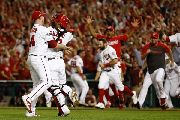 NL wild card: Soto lifts Nationals to 4-3 comeback win over Brewers