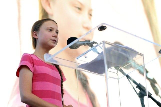 Greta Thunberg inspired Iowa students' climate protest. Now she'll pay them a visit.