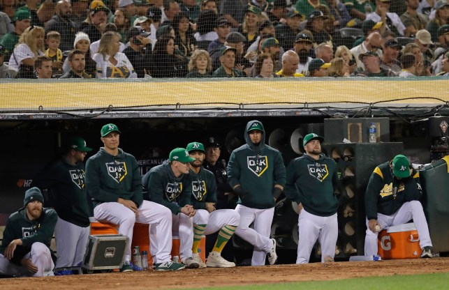 Oakland Athletics drop ninth consecutive winner-take-all games with latest wild card loss