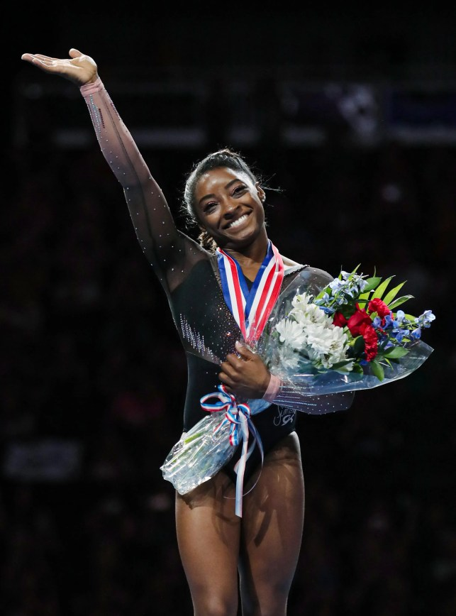 Opinion: U.S. gymnast Simone Biles' legacy can't be measured in titles or medals