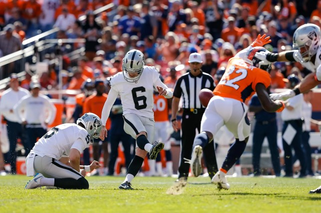 Patriots sign kicker Mike Nugent to fill in for injured Stephen Gostkowski, per report