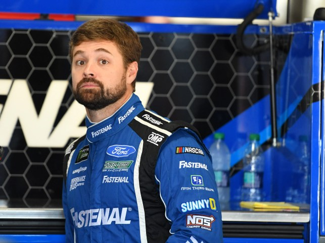 Opinion: Failure to make NASCAR playoffs might have cost Ricky Stenhouse Jr. his ride