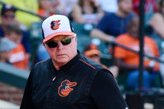 Buck Showalter wants to be considered for Mets manager job