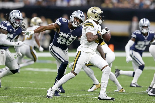 How cobra-like Robert Quinn has inspired Cowboys and will be key against Packers, Aaron Rodgers