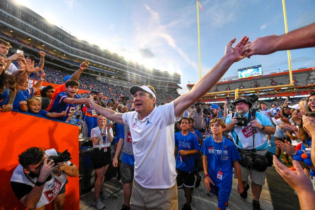 SEC power rankings: Florida flips places with Auburn after win Saturday