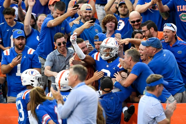 Opinion: Florida's win over Auburn just first challenge in unforgiving SEC gauntlet