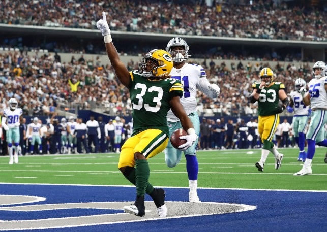 Cowboys fall in huge early hole, can't complete comeback as Packers prevail