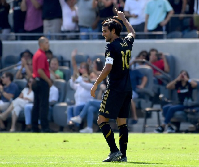 LAFC's Carlos Vela sets new Major League Soccer single-season goals scored record