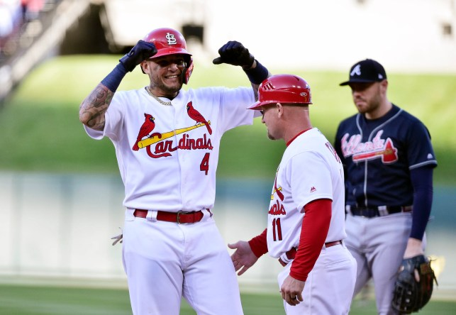 Cardinals walk it off against Braves to force winner-take-all Game 5