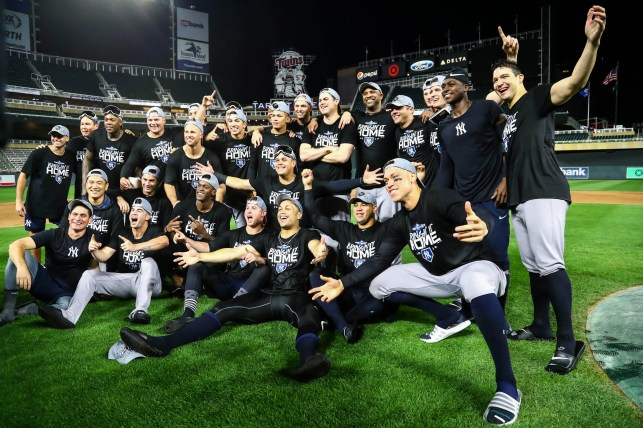 'It's our time of year': Yankees close in on first World Series since 2009