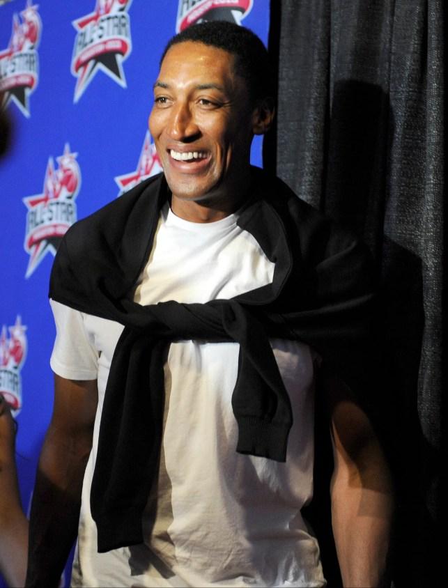Warriors sign Scottie Pippen's 6-foot-10 nephew to bulk up frontcourt