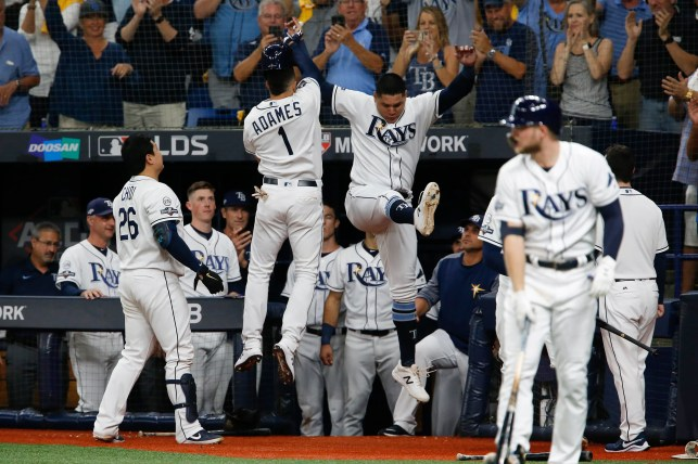 ALDS Game 4: Rays chase Justin Verlander, beat Astros to force decisive Game 5 in Houston